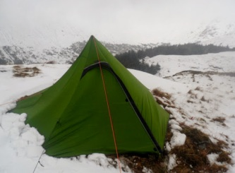 Extreme test for the new Luxe Hex Peak